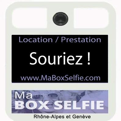 Logo ma box selfie