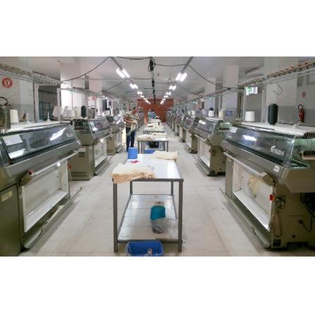 Atelier de confection textile - Tunisie
