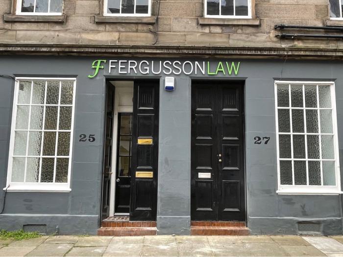 Fergusson Law Exterior
