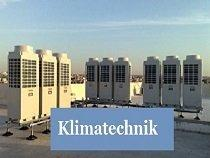 Gewerbliche Klimatechnik