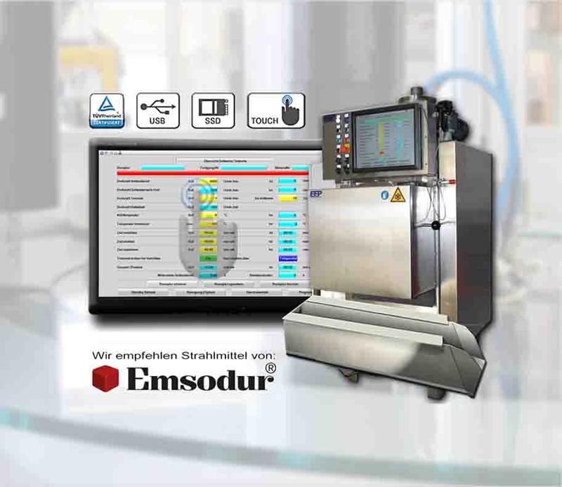 Low-Temperature Deflashing Machine E20