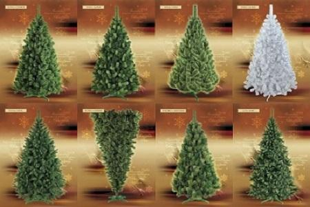 many kind of artificial christmas tree from SONIC POLAND