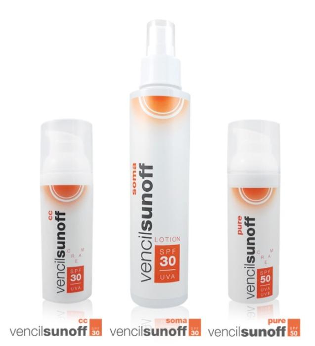 Sunoff Series - Sunscreen Protection