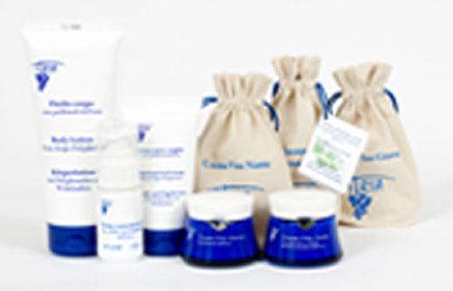 The Itria Line - Natural Skin Care from Grapes