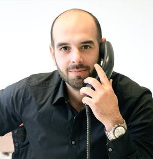 Geschäftsleitung Ioannis Amanatidis