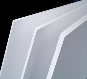 Le forex est un plastique rigide adapté à l'affichage intérieur. Matière rigide et résistante. Les épaisseurs 2 mm, 3 mm, 4 mm, 5 mm, 8 mm, 10 mm, 15 mm, 18 mm, et 19 mm.