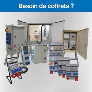 Découvrez le nouveau catalogue CENCO dédié aux coffrets de prises. Pour cela rejoignez-nous sur www.cenco.fr