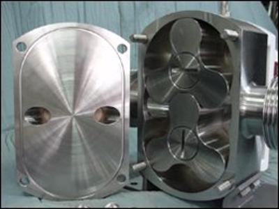 Truck-Pumpe mit Überdruckventil