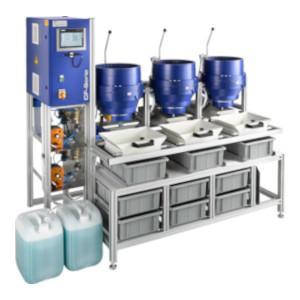 Machine de polissage OTEC
