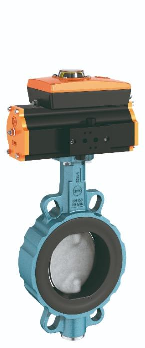 Resilient Seated Butterfly Valve Z 011-A