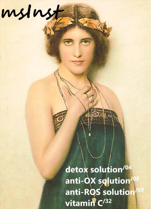 detox and antipollution mesotherapy solutions