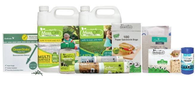 VivaGreen Eco Product Range