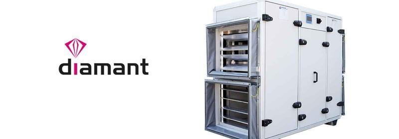 I dispositivi di ventilazione compatti di questo tipo  sono dei gioielli della gamma Weger, soprattutto in termini di efficienza energetica, durata ed economia di funzionamento.