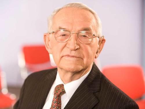 Firmengründer Karl Düsterberg