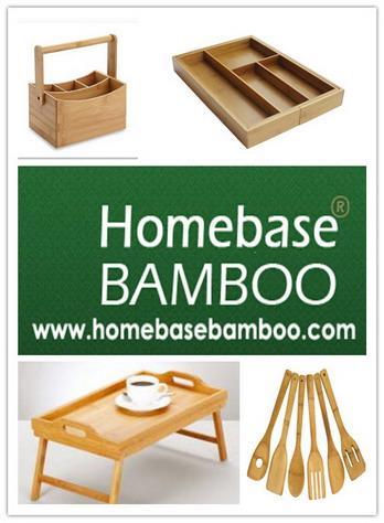 Homebase Bamboo Cutting Board