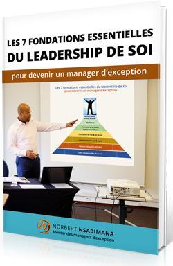 Devenir un Manager d'Exception- E book offert