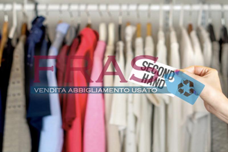 FRAS Used  Clothing Italy esportazione abiti usati