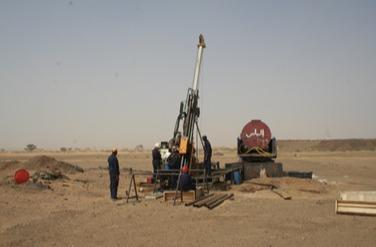 Algeria (Drilling)