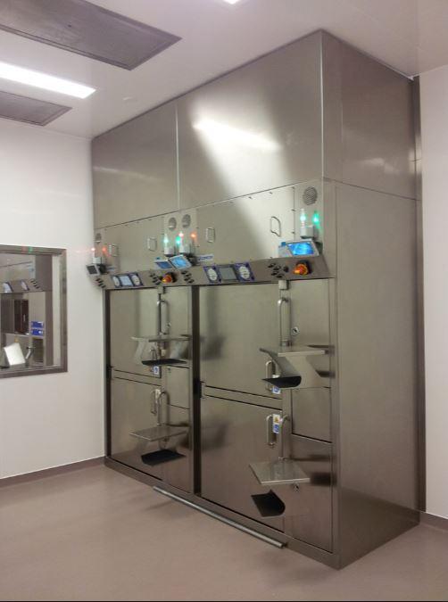 Lo Studio di Ingegneria Fabbri progetta impianti elettrici e di condizionamento per ambienti di radiofarmacia.