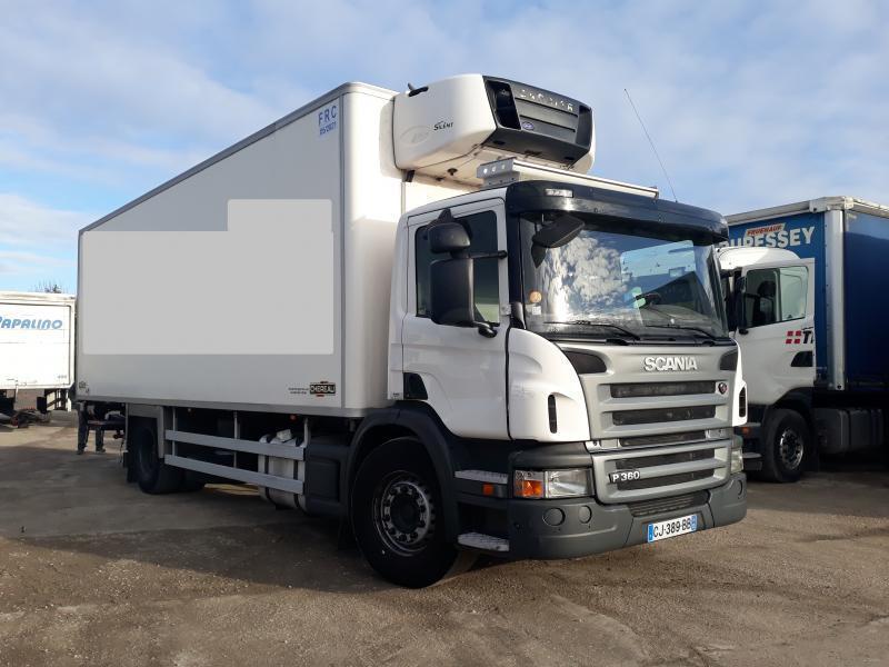 c&b trasporti camion