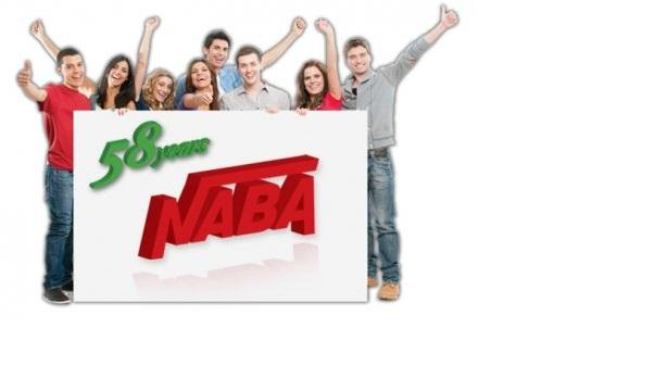 IN CHEWING-GUM: For more than a half century  			Naba makes chewing-gums since 1955. More than a half century experience and the knowledge of NABA and special formulas