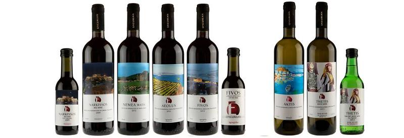 Epicurean Greek Wines