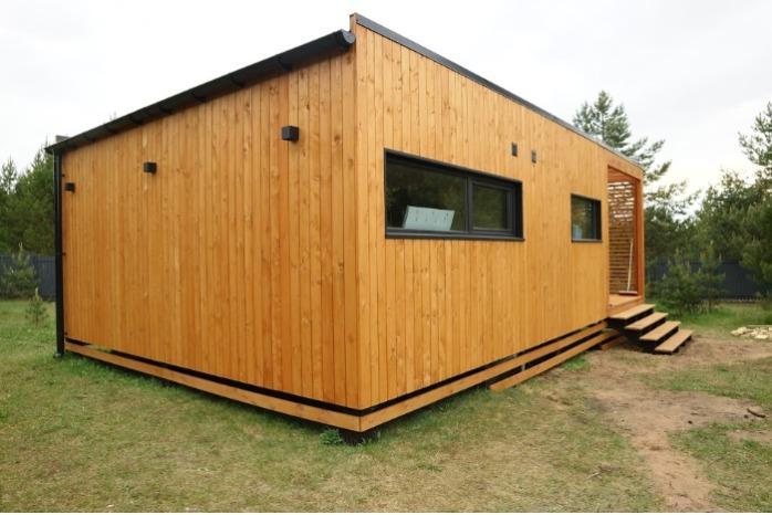 House 2-modules