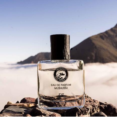 Eau de parfum MUSHUSSU-BABYLONYA 50mL