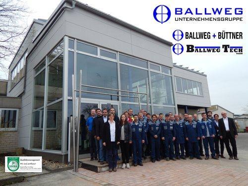 Belegschaft Ballweg + Büttner