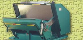 Papel y cartón: máquinas y material para la industria