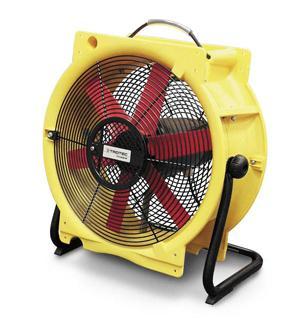 Ventilatoren zur Belüftung von Räumen mieten bei Evers Bautrocknung