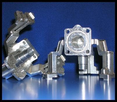 componenti oleodinamici