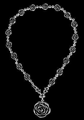 Troia Silver Chain Collection