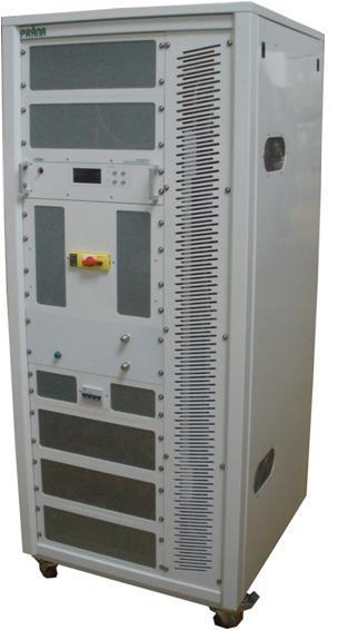 amplificateurs de puissance état solide : amplificateurs transistorisés applications CEM, RF, classe A (10 kHz-6 GHz), plus de 100 modèles. Puissance RF de 16 W à 12 kW. Accrédité ISO 9001-2008.