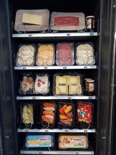 Hofladen Automat