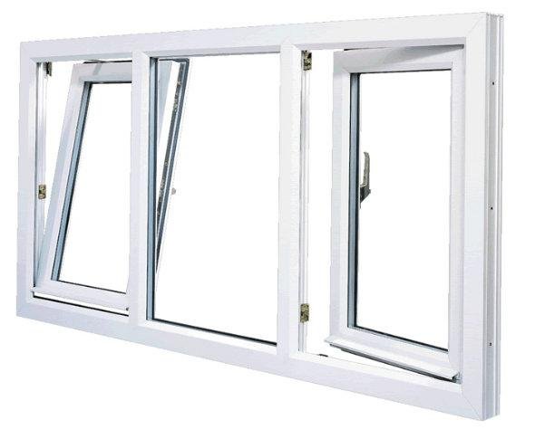 Construction material as PVC or Aluminium profile, doors, decking system, roof system