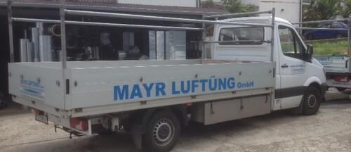 Fahrzeug von Mayr Lüftung