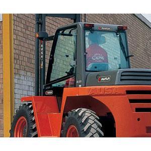 Vehículos especiales: fabricación y equipos