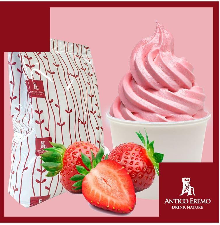 Soft ice cream mixes