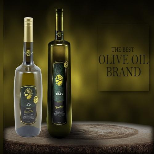 The Best Olive Oil Brand