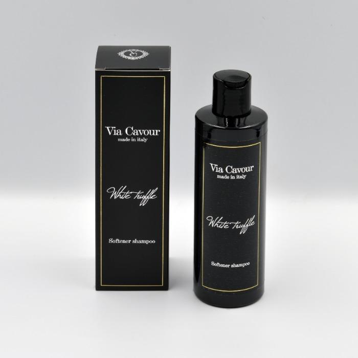 VIA CAVOUR COSMETICS - MADE IN ITALY Softener Shampoo