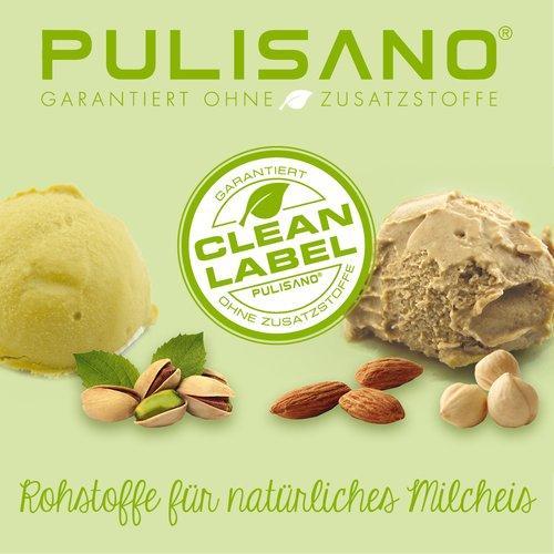 Pulisano Milcheisrohstoff - Pur Natur