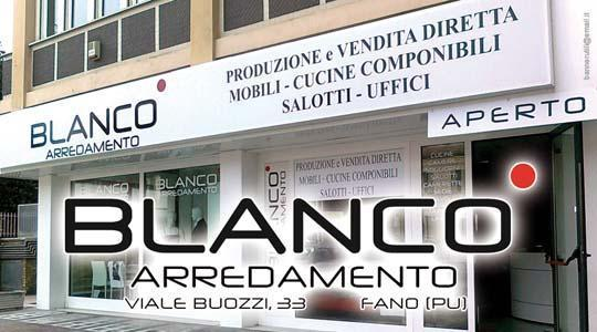 Lo Show Room di Arredamento Casa Italia by Blanco Arredamento in viale Buozzi, 33 61032 Fano (PU)..vi aspettiamo