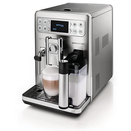 Saeco Exprelia Evo Superautomatic Espresso Machine