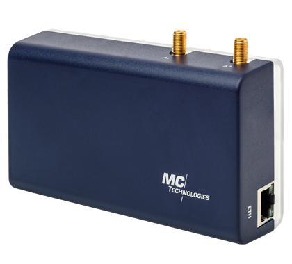MC100 3G/4G Datenterminals/Gateways