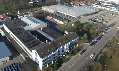 Pero AG, Königsbrunn, Deutschland