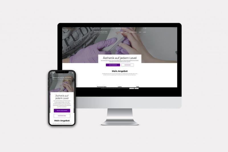 Creare Website Profesional