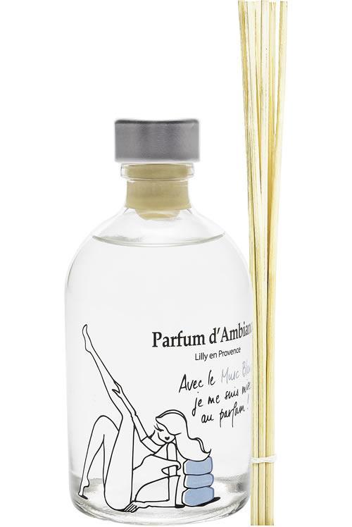 Parfum d'ambiance Musc Blanc