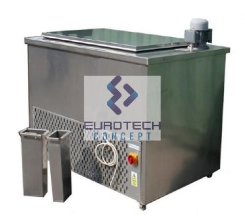Machine de production de blocs de glace TUT02-ET