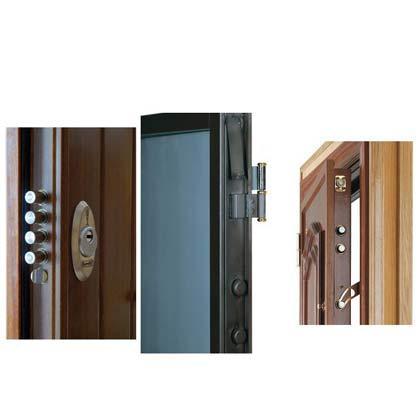 Puertas Acorazadas. SECURESTIL